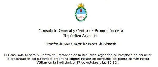 Argentinisches Konsulat